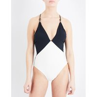 Betsey Black stretch swimsuit