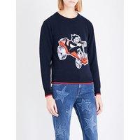 Felix the Cat wool jumper