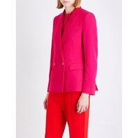 Stella Mccartney Ladies Dahia Double-Breasted Wool Jacket, Size: 4