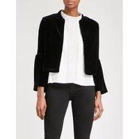 Mara velvet jacket
