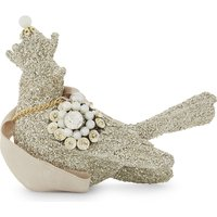 Turtle dove Christmas decoration