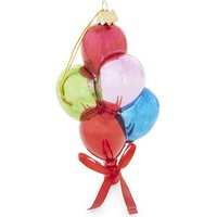 Balloon cluster Christmas decoration 13cm