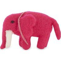 Wool Elephant decoration