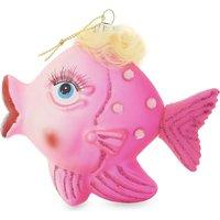 Fish hanging decoration 9cm