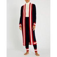 Calypso cashmere robe