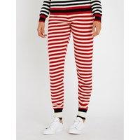 Felucia slim-fit cashmere jogging bottoms