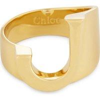 Alphabet J ring