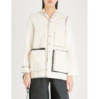 The Photographer cotton jacket