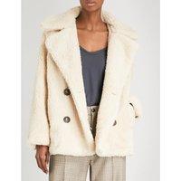 Teddy faux-shearling jacket