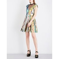 Dance Till Dawn sequinned mini dress