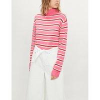 Faye wool-blend jumper
