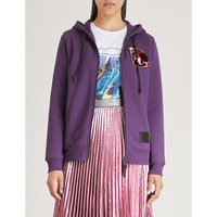 Dark Disney Dopey cotton-jersey hoody