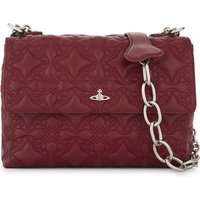 Coventry large leather cross-body bag