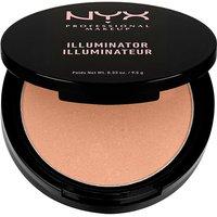 NYX Professional Makeup Illuminator Bronzer, Narcissistic