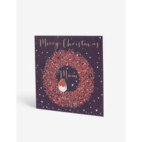 Merry Christmas Mum Christmas card