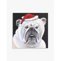 Christmas cheer dog Christmas cards