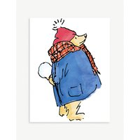 Paddington with Snowball Christmas cards 8-pack