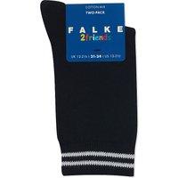 FALKE | Falke 2friends casual cotton-mix socks | Goxip