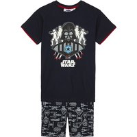 FABRIC FLAVOURS | Darth Vader glow-in-the-dark cotton pyjamas 3-10 years | Goxip
