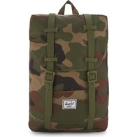 Retreat camouflage canvas backpack
