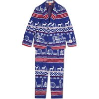 Lavish London suit and clip-on tie 2-8 years