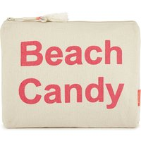 Beach Candy cotton wash bag