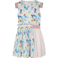 No Added Sugar Blink of an Eye fit & flare dress 4-12 years, Size: 5-6 years, Euphoria pink