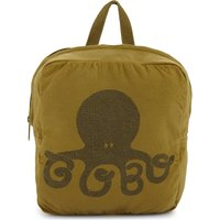 Octopus canvas backpack