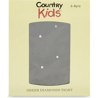 COUNTRY KIDS | Country Kids Sheer diamond tights 3-11 years | Goxip