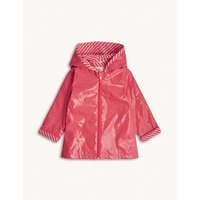 Glitter hooded raincoat 4-14 years