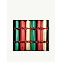 Festive Party luxury Christmas crackers