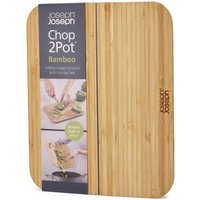 Chop2pot bamboo chopping board small