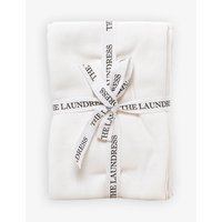 THE LAUNDRESS | The Laundress Lint free set of three cleaning cloths | Goxip
