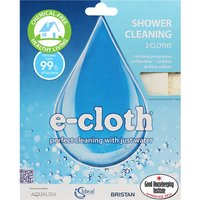 Shower cleaning cloths