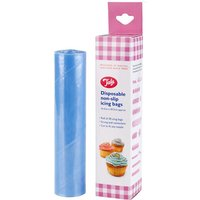 Disposable non-slip icing bags roll of 30