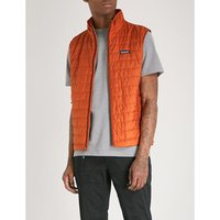 Nano Puff recycled shell-down gilet