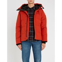 Macmillan quilted parka