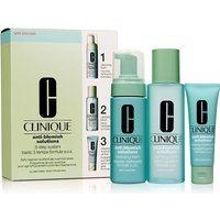 Clinique Anti–Blemish Solutions 3–Step System