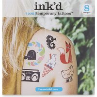 Peskimo temporary tattoos