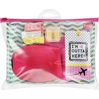 Beauty junky inflight travel kit