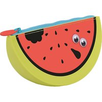Vibe squad watermelon pencil case