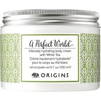 Origins A Perfect World Age–Defense Treatment Lotion with White Tea 150ml