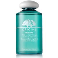 Origins Well Off Fast and Gentle Eye Makeup Remover, Women's