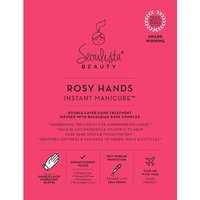 ROSY HANDS Instant Manicure