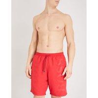 Orca logo swim shorts