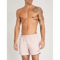 Perch regular-fit swim shorts