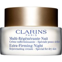 Clarins Extra–Firming Night Rejuvenating Cream – dry skin 50ml