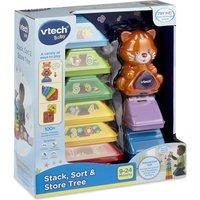 Vtech Stack, sort & store tree