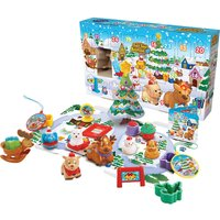 Toot Toot animals advent calender