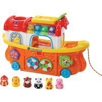 Toot-Toot animals boat playset
